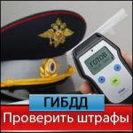Как проверить штрафы ГИБДД по номеру машины