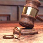 Вступление в силу решения суда о разводе